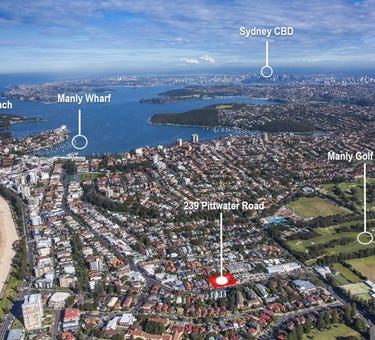 239 Pittwater Road, Manly, NSW 2095