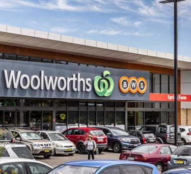 Woolworths Spring Farm Shopping Centre, 254 Richardson Road, Spring Farm, NSW 2570