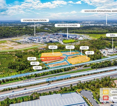 Exit 54 Business Park Lot 1 Pacific Highway, Coomera, Qld 4209