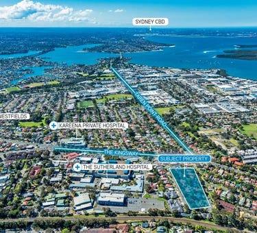 Corner of Hinkler Avenue and Taren Point Road, Caringbah, NSW 2229