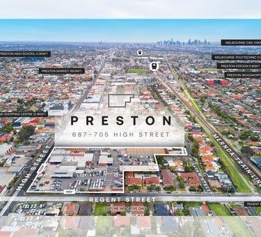 Preston Toyota, 687-705 High Street, Preston, Vic 3072