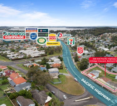 338-340 Pacific Highway, Belmont North, NSW 2280