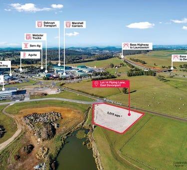 Lot 14 Piping Lane, East Devonport, Tas 7310