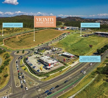 Vicinity Home and Trade, 7001 Gateway Drive, Springfield, Qld 4300