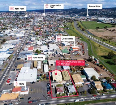 43-45 McKenzie Street, Mowbray, Tas 7248