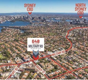 640 Military Road, Mosman, NSW 2088