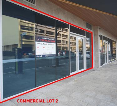 2/63 Adelaide Terrace, East Perth, WA 6004