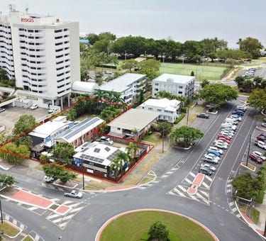 6 Upward Street cnr with 154 - 156 Lake Street, Cairns North, Qld 4870