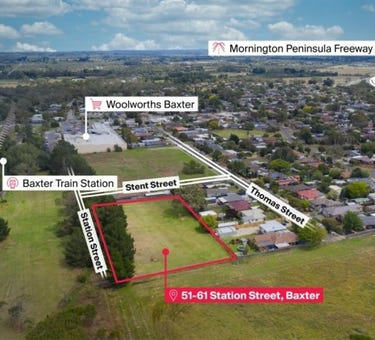 51 - 61 Station Street, Baxter, Vic 3911