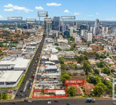 291 Church Street, Parramatta, NSW 2150