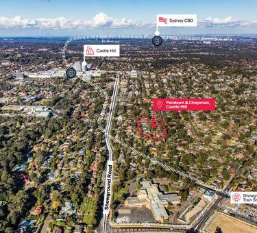 Fishburn Crescent & Chapman Avenue, Castle Hill, NSW 2154