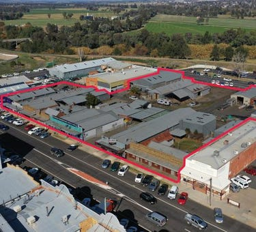 517 to 537 Peel Street and 98 to 103 Kable Avenue, Tamworth, NSW 2340