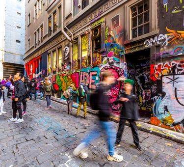 The Richard Allen Building 164 Flinders Lane, Melbourne, Vic 3000