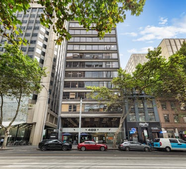 Suite 603, 488 Bourke Street, Melbourne, Vic 3000