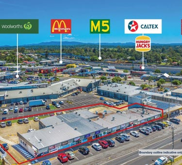 Cedar Retail Complex, 11 Queen Street, Goodna, Qld 4300
