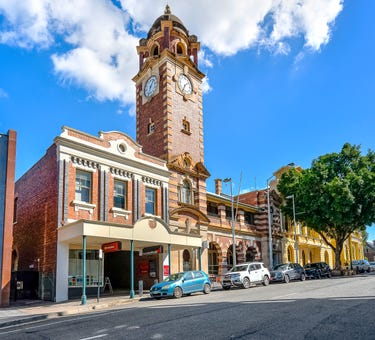 Tower Central, 114 Brisbane Street, Ipswich, Qld 4305