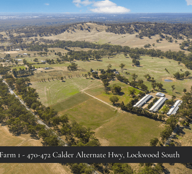 2  Farms, Lockwood South, Vic 3551