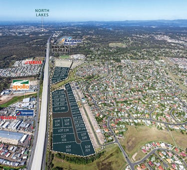 Bruce Highway Motorway Business Park, Burpengary, Qld 4505