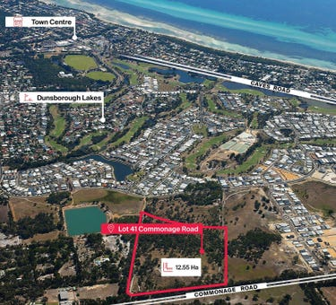 Lot 41 Commonage Road, Dunsborough, WA 6281