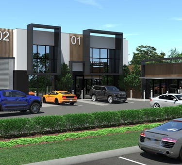 Global Business Park, Lot 1000 Global Road, Neerabup, WA 6031