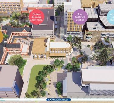 New Student Precinct - Parkville Campus Cnr Grattan and Swanston Streets, Parkville, Vic 3052