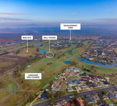 Longyard Golf Course & The Mill Tavern, Greg Norman Drive, Hillvue, NSW 2340
