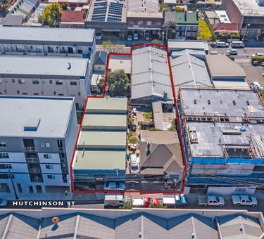36-40 May Street & 11-17 Hutchinson Street, St Peters, NSW 2044