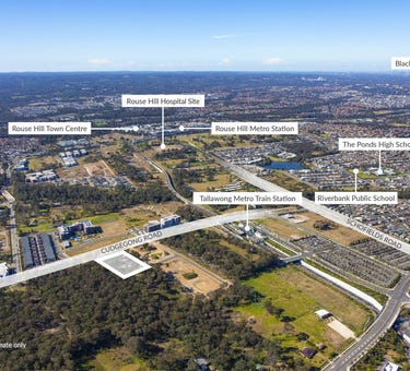 (Lot 1) 65 Cudgegong Road, Rouse Hill, NSW 2155