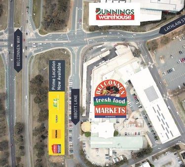 Belconnen Markets Retail Centre, 2 Ibbott Lane, Belconnen, ACT 2617