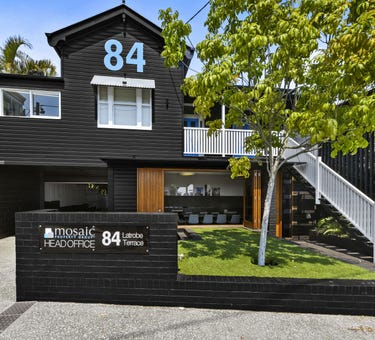 84 Latrobe Terrace, Paddington, Qld 4064