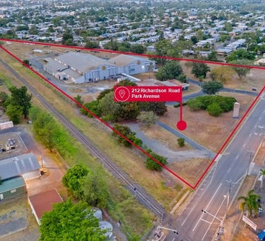 212 Richardson Road, Park Avenue, Qld 4701