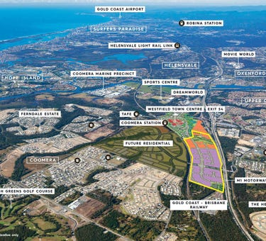 THE LINK COOMERA, LOT 1 PACIFIC HIGHWAY, Coomera, Qld 4209