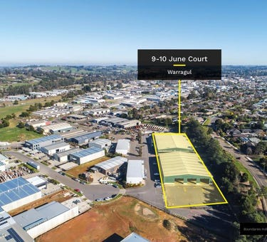 Whole Site, 9-10 June Court, Warragul, Vic 3820