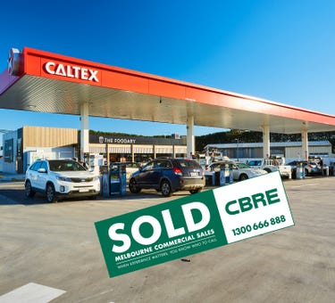 Caltex Foodary 2931-2935 Princes Highway, Winchelsea, Vic 3241