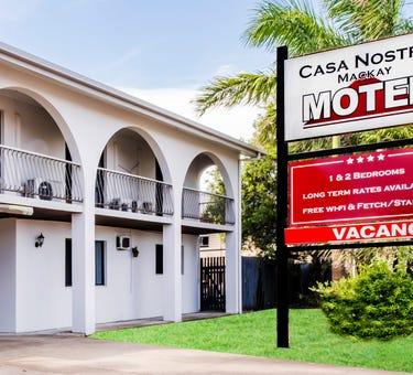 Casa Nostra Motel 30 Nebo Road, West Mackay, Qld 4740
