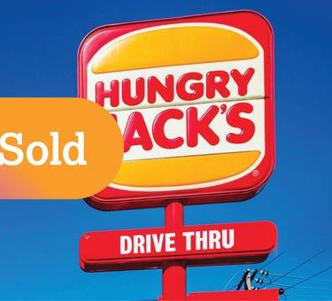 Hungry Jack's, 1342-1350 Western Highway, Caroline Springs, Vic 3023