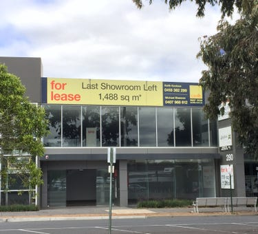 Showroom, 280 Whitehorse Road, Nunawading, Vic 3131