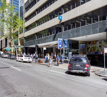 The Car Park, 109 Pitt Street, Sydney, NSW 2000