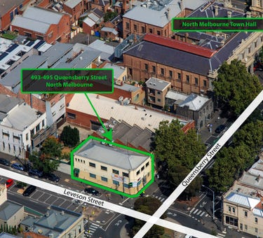 493-495 Queensberry Street, North Melbourne, Vic 3051