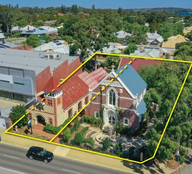 262 & 2-5, 264 Stirling Highway, Claremont, WA 6010