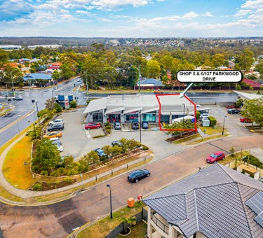 Shop 5 & 6/137 Parkwood Drive, Heathwood, Qld 4110