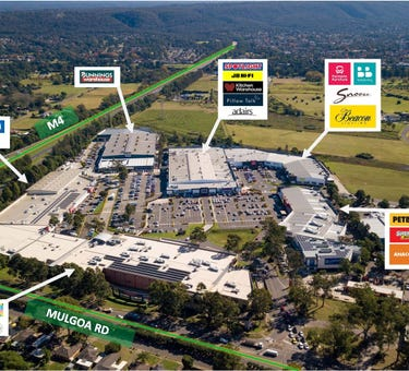 PENRITH HOMEMAKER CENTRE, Cnr Mulgoa Road & Wolseley Street, Penrith, NSW 2750