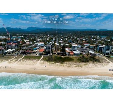 474 & 476 The Esplanade, Palm Beach, Qld 4221