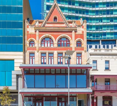 Baird Building, 491-493 Wellington Street, Perth, WA 6000