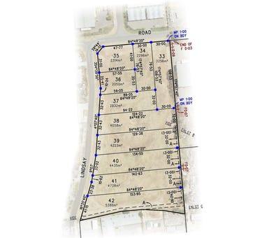 Lots 33 - 42 Lindsay Road, Lonsdale, SA 5160