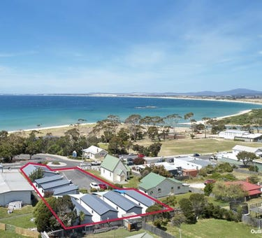 Bridport Beach Cottages, 103 Main Street, Bridport, Tas 7262