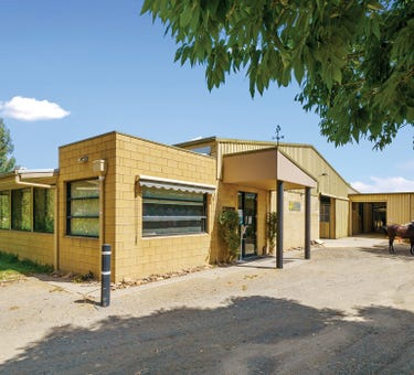 Goulburn Valley Equine Hospital, 905 Goulburn Valley Highway, Congupna, Vic 3633