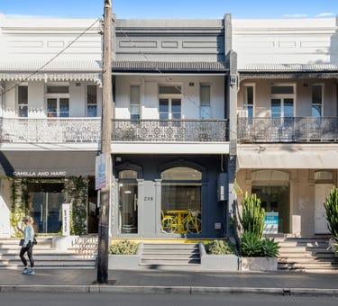 215 Glenmore Road, Paddington, NSW 2021