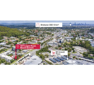 1471 - 1475 Logan Road, Mount Gravatt, Qld 4122