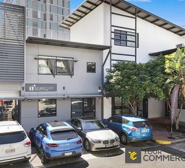 22/76 Doggett Street, Newstead, Qld 4006